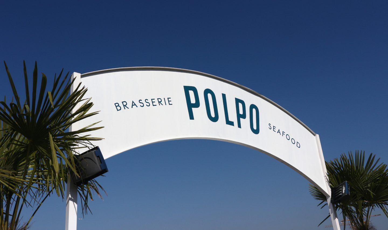 Le Polpo, la brasserie chic sur l'eau