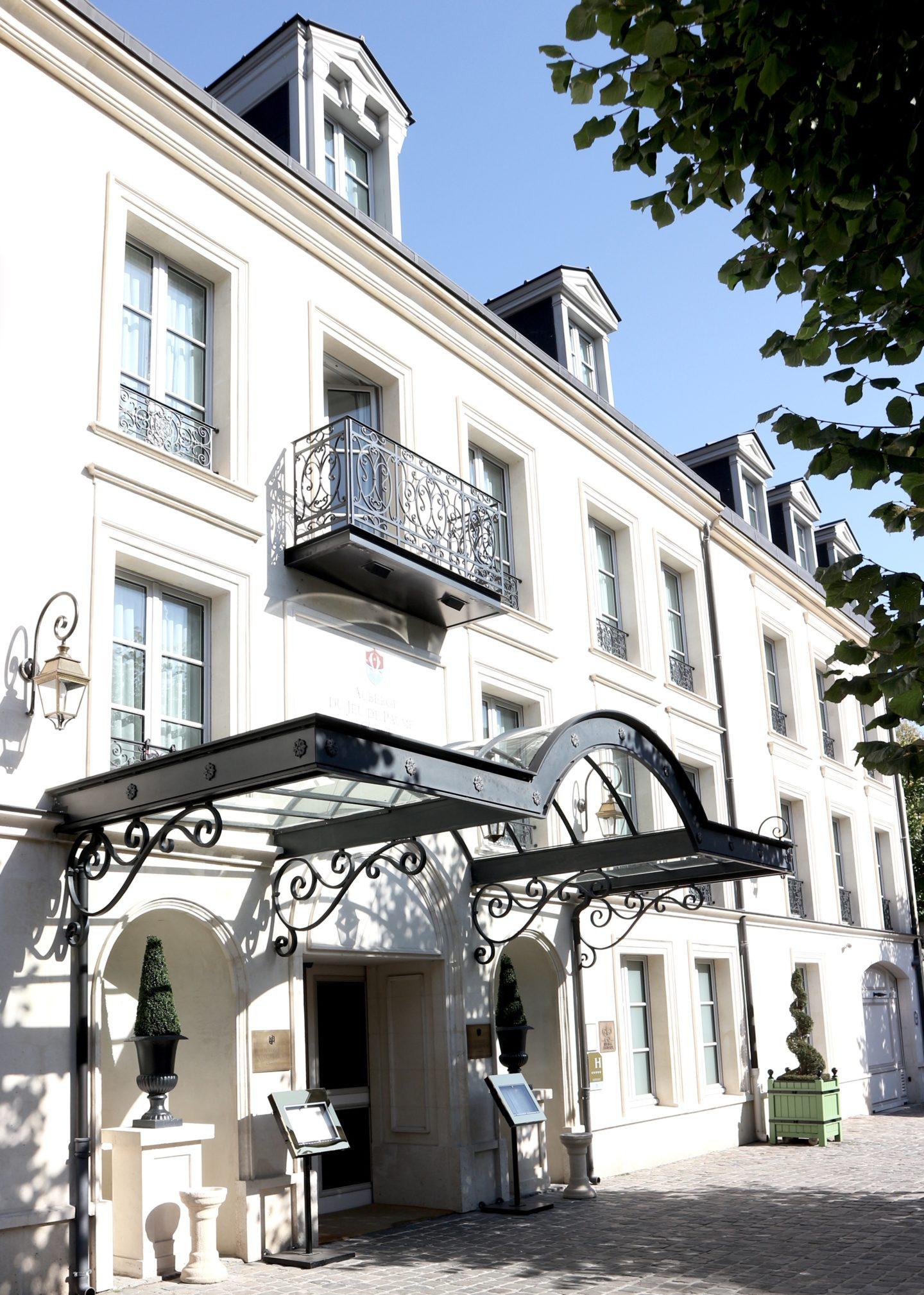 L'Auberge du Jeu de Paume : Luxe, calme et volupté au coeur de Chantilly