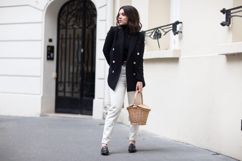 L'épreuve du pantalon blanc