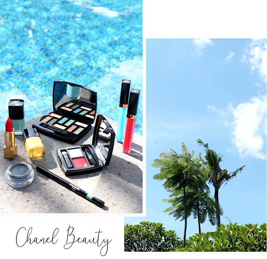 Chanel Beauty : Neapolis Spring / Summer 2018