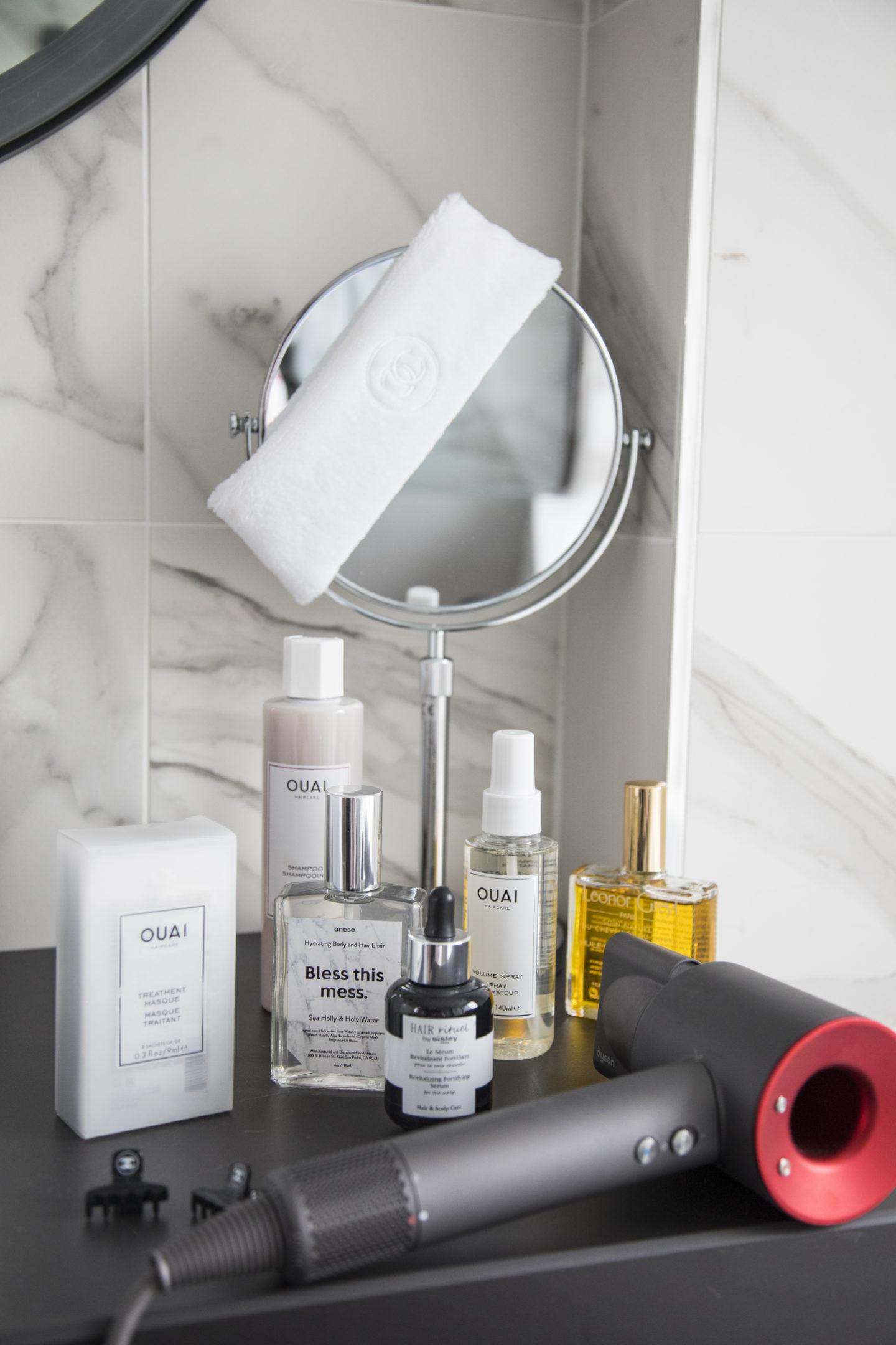 Focus cheveux : Dyson Supersonic et mes produits préférés