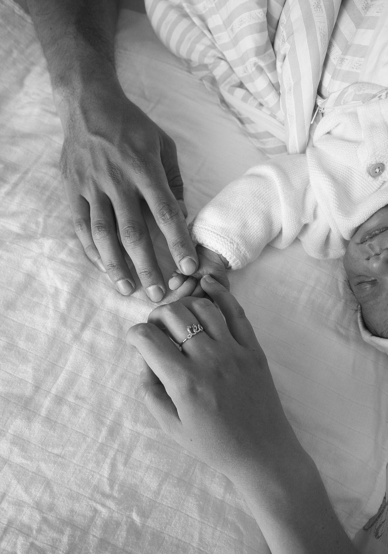 Mon accouchement – Bébé Léo est là